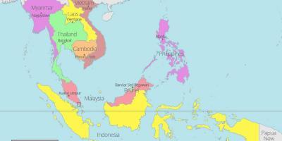 Kuala Lumpur - KL map - Maps Kuala Lumpur - KL (Malaysia) on mexico city world map, macau world map, dili world map, asia world map, damascus on world map, malaysia world map, hanoi world map, wellington on world map, budapest world map, jakarta world map, taipei world map, kolkata world map, pyongyang world map, singapore world map, mindanao world map, manila world map, amsterdam world map, auckland world map, thailand world map, islamabad world map,